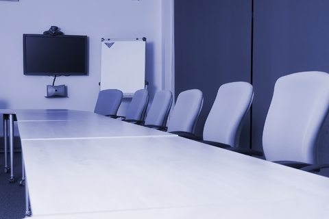 Meeting Room commercial audio visual installation
