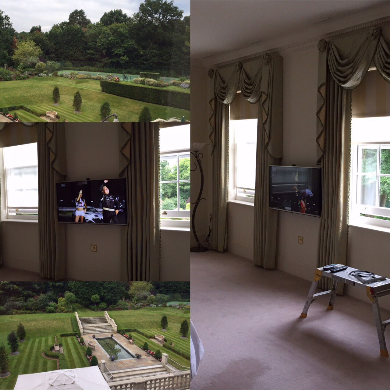 Virginia Water Multi Room AV System